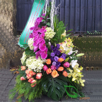 Flowers delivery free shipping District 10